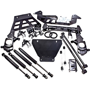 2009 GM 2500HD Lift Kits