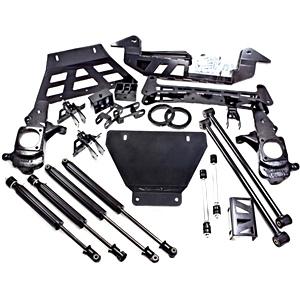 2007 GM 2500HD Lift Kits