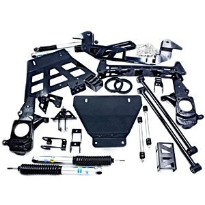 2008 GM 2500HD Lift Kits